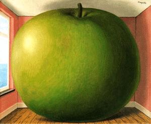 Mela - Magritte