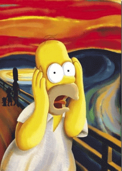 Homer - l'Urlo