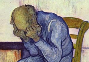 Van Gogh - Soglia eternità